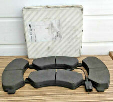 GENUINE FIAT DUCATO CITROEN RELAY PEUGEOT BOXER FRONT BRAKE PADS SET 71770042
