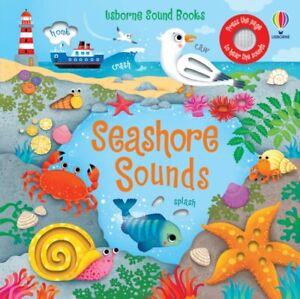 Seashore Sounds by Sam Taplin 9781474990042