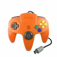 Orange N64 Gamepad Controller (for Nintendo 64) Tight Joystick Free Ship