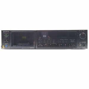 Sony TC-K555es 3 Head Cassette Deck Player ES