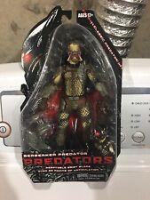 Predators Series 1 Berserker/Classic Super Rare Error MOC NECA Possible OOAK!