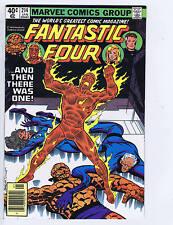 Fantastic Four #214 Marvel 1980