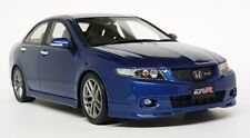 Otto 1/18 Scale - Honda Accord Euro R CL7 Metallic Blue Resin Model Car