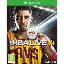 NBA Live 14 2014 Game Microsoft Xbox One Brand New