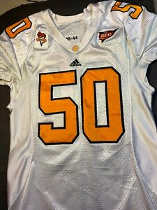 Tennessee Volunteers Game Worn Authentic Jersey #50 Used Issued Team Player Vols