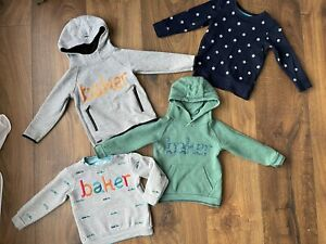 Ted Baker Lola & Maverick Boys 4x Jumpers Sweaters Size 3-4 Years