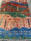 Fine Quality New Handmade Pakistani Pictorial Tribal Rug, Pastoral Scene, 5x7