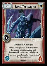 Warlord CCG - Warlord Saga of the Storm: Tanis Tremayne (Fixed Dev EE)