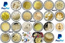 TODAS LAS MONEDA DE 2 EUROS CONMEMORATIVAS DE 2020 UNC(PAYPAL)(LEER DESCRIPCION)