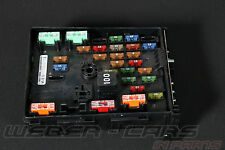 VW Passat cc Audi Q3 8U Central Electric Fuse Box Engine Compartment 3C0937125A