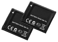 Battery for Canon NB-11L (2-Pack) Replacement Battery