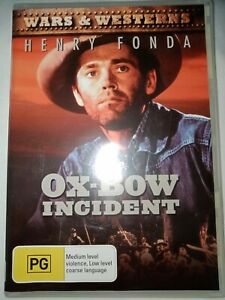 THE OXBOW INCIDENT 1942 DVD Western Henry Fonda