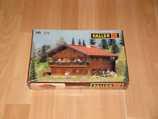 HOUSE ,, ENZIAN BY FALLER HO 275 MADE IN GERMANY NEW FACTORY SEALED