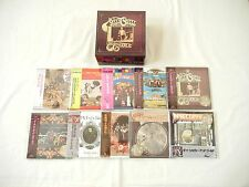 Nitty Gritty Dirt Band JAPAN 10 titles Mini LP SHM-CD PROMO BOX SET
