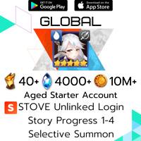 [Global] Luna | Epic Seven Epic 7 Aged Limited Starter Account