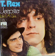 "7"" 1971 GLAM KULT IN VG+++ ! T. REX : Jeepster"
