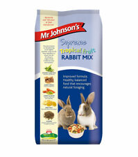 Mr Johnsons Supreme Tropical Fruit Rabbit Mix 15kg Mv1sf15