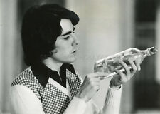 ALAIN CHAMFORT 1970s  VINTAGE PHOTO ORIGINAL #2