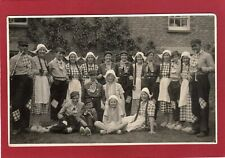 More details for unidentified social history dutch style rp pc unused chapman rushden am244