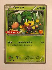 Pokemon Card / Carte Pansage Promo 202/BW-P