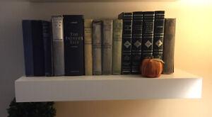 White 2' Floating Rectangle Shelf From Hobby Lobby For Decor Books Dvds