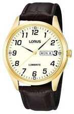 Relojes de pulsera para hombres fecha Lorus