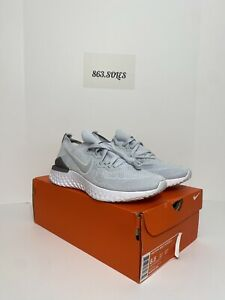 Nike Epic React Flyknit 2 'Pure Platinum' Men's Running Shoe  BQ8928-004