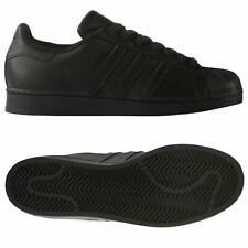 Adidas Originals Zapatillas Superstar Foundation Pie de Concha Zapatillas Cuero