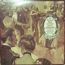 Strauss(Vinyl LP)The Glorious Music Of-London-STS 15392-US-VG+/NM