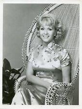 DEBBIE REYNOLDS SMILING PORTRAIT ALOHA PARADISE ORIGINAL 1981 ABC TV PHOTO