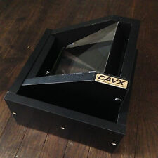 CAVX Anamorphic MK II 2 Aussiemorphic projector lens, home theater 16:9