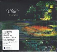 TANGERINE Dream/QUANTUM GATE * NEW CD 2017 * NUOVO