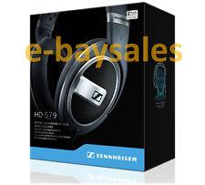SENNHEISER HD579 AUDIOPHILE STUDIO HD 579 LUXURY OVER-EAR OPEN BACK HEADPHONES