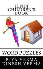 Hindi Children's Book: Word Puzzles by Dinesh Verma and Riya Verma (2011,...