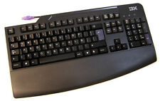 IBM Preferred Pro PS2 Black Spanish Keyboard 40K9453