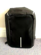 K-YZ Black Backpack / Laptop / School / Smart