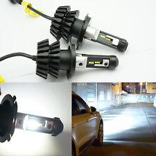 New 2x 6V H4 2000LM LED High Power Car Truck Xenon White Headlight High/Low Beam