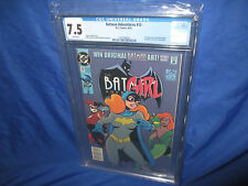The Batman Adventures #12 Graded CGC 7.5 1993, DC 1st Appearance Of Harley Quinn