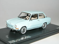 Matrix Scale Models MX30401-042, 1966 DAF 44 Variomatic, hellblau, 1/43