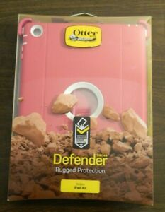 Otter Box Defender for iPad Air Pink New in Package