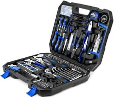 210-Piece Household Tool Kit, PROSTORMER General Home/Auto Repair Tool Set