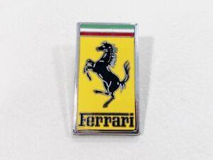Ferrari Nose Emblem Badge  65394800 1 stud