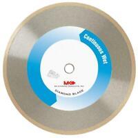 7 Inch Wet Continuous Rim Diamond Saw Blade Ceramic Tile Cutting Tool Attachment
