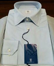 "Duchamp /""Londra/"" Herringbone Camicie in varie taglie-PREZZO ORIGINALE £ 95"