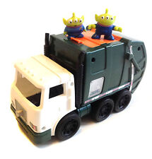 Fisher price imaginext toy story sunnydale dump truck & alien figures set
