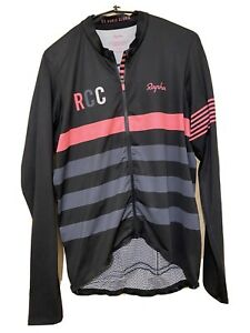 RCC long Sleeve Cycling jersey Xl