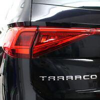 Rückleuchten Folie RED  für Seat Tarraco Aufkleber Scheinwerfer Tönung C041