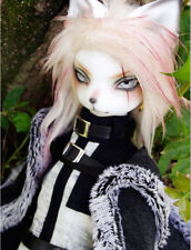 bjd sd dolls Oskar cat male cat 1/4 dolls resin model reborn face make up+ eyes