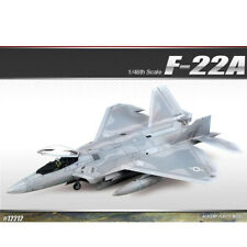Academy Plastic Model Kit 1/48 LOCKHEED MARTIN F-22A RAPTOR 12212