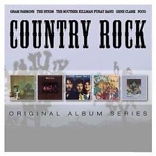 COUNTRY ROCK - ORIGINAL ALBUM SERIES: 5CD SET (February 23rd 2015)